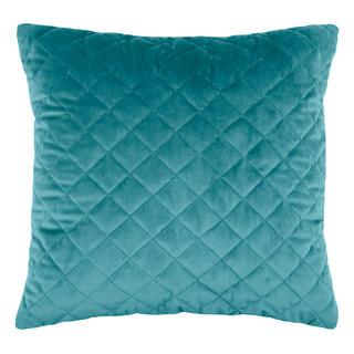 Pikowana poduszka DANAÉ CÉLADON 40 x 40 cm