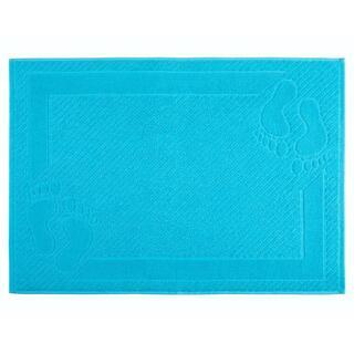 Mata łazienkowa frotte MEXICO jasnoniebieska 50 x 70 cm
