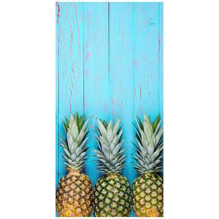 Ręcznik plażowy ANANAS BLUE 70 x 140 cm