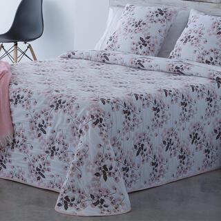 Narzuta na łóżko CARLOTA różowa