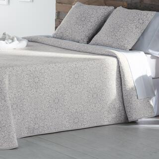Narzuta na łóżko MALENA beżowa