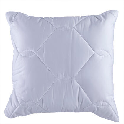 Pikowana poduszka kwadratowa z Aloe Vera