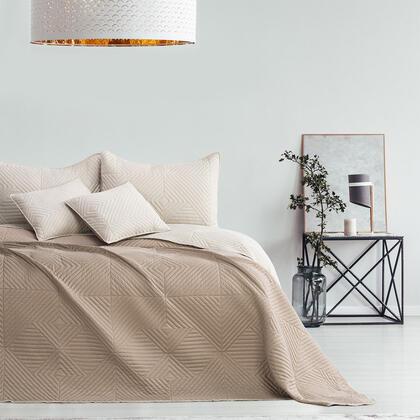 Narzuta na łóżko SOFTA beżowa