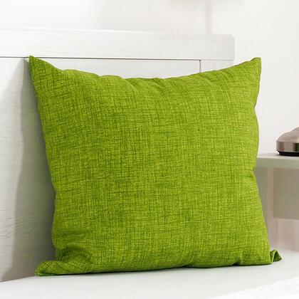 Poduszka dekoracyjna BESSY 45 x 45 cm zielona, 1 szt.