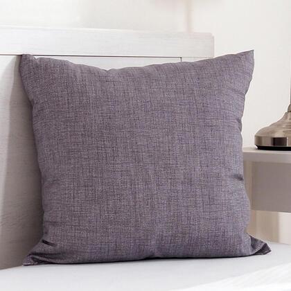 Poduszka dekoracyjna BESSY 45 x 45 cm szara