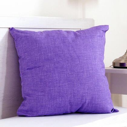Poduszka dekoracyjna BESSY 45 x 45 cm fioletowa, 1 szt.