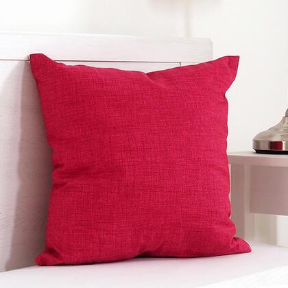 Poduszka dekoracyjna BESSY 45 x 45 cm czerwona, 1 szt.