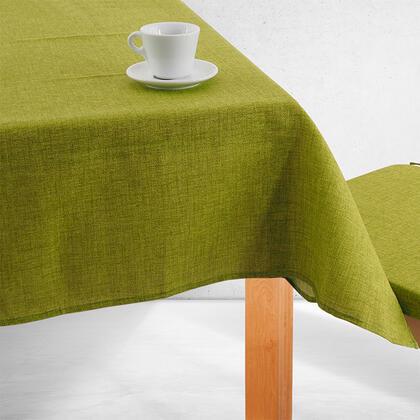 Obrus jednokolorowy BESSY zielony