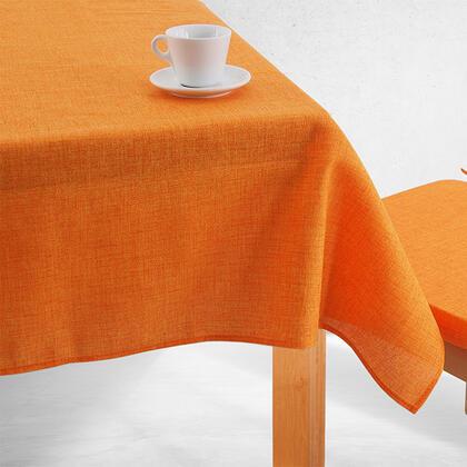 Obrus jednokolorowy BESSY pomarańczowy