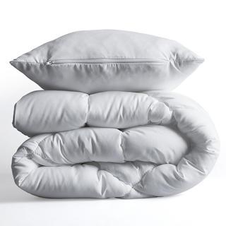 Dziecięcy zestaw kołdry 100 x 135 cm i poduszki 40 x 60 cm Aloe Vera