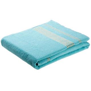 Ręcznik kąpielowy Ateny bawełniany frotte, turkusowy