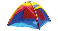 Namioty dla dzieci i zabawki do wody