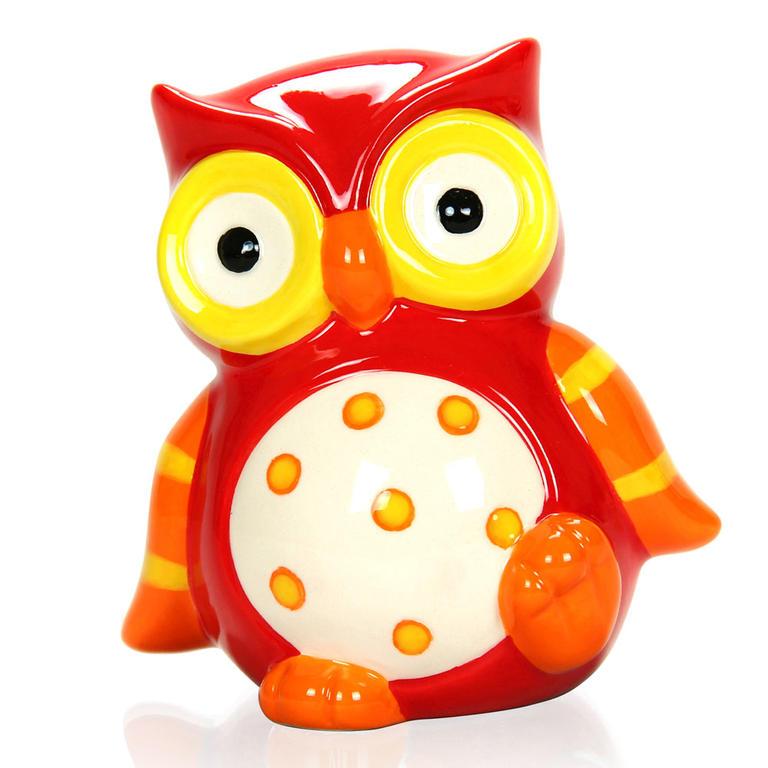 Skarbonka sowa OWL, BANQUET