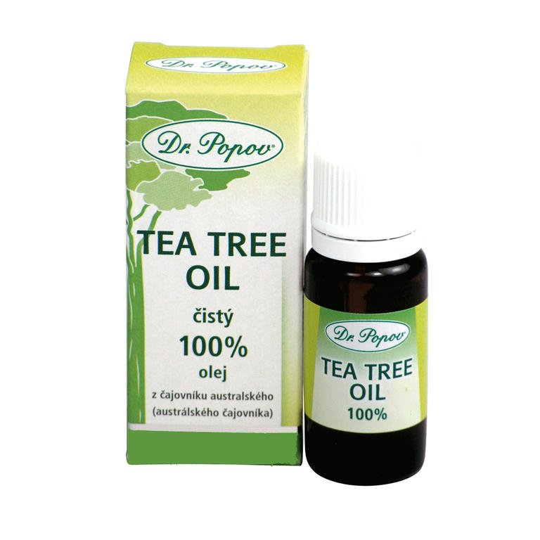 Olejek herbaciany Tea Tree Oil 100% 25 ml