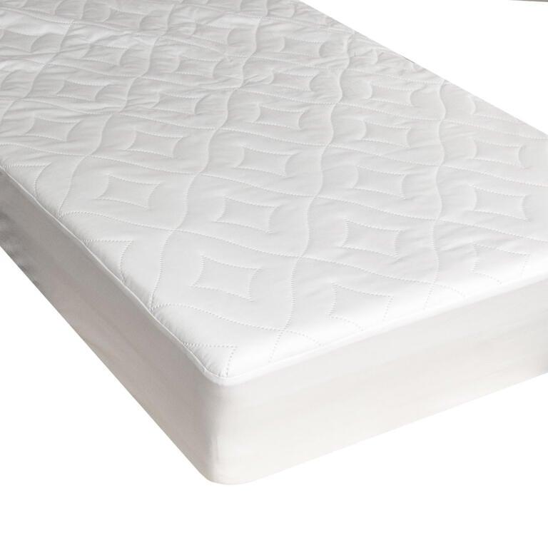 Pikowana ochronna nakładka na materac