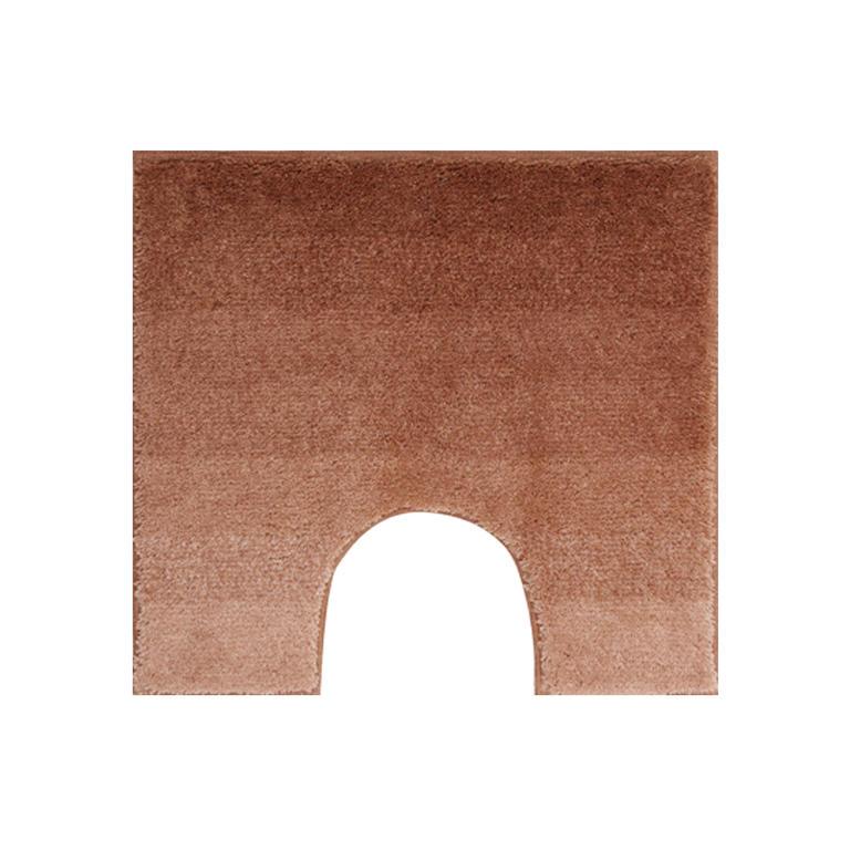 Dywanik łazienkowy RIALTO karmelowy dywanik pod WC