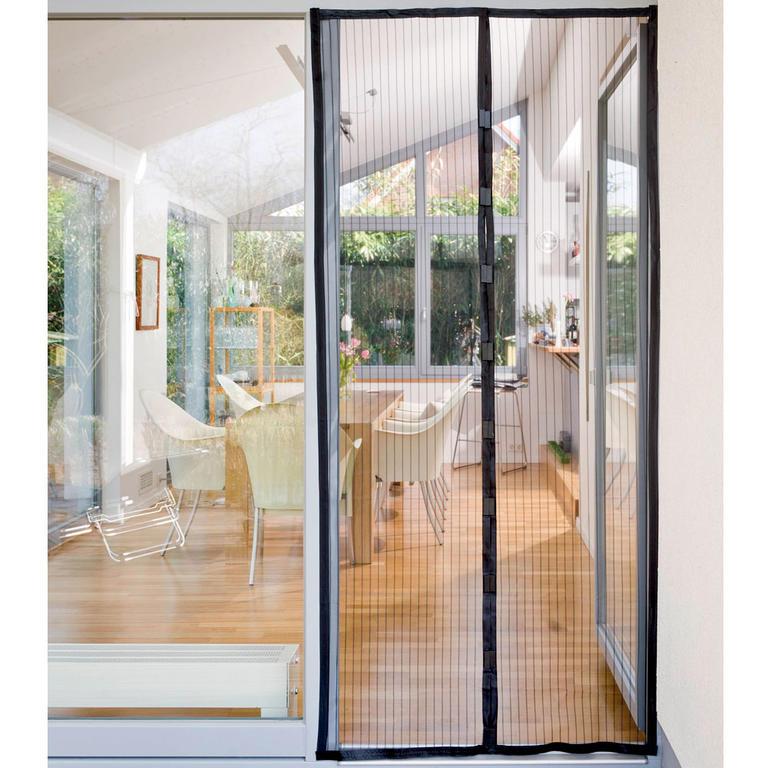 Купить сетка антимоскитная для дверей с на магнитах (0,5м*2,.