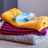 Sposoby na zmechacony sweter + video