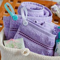 Co z uszkami do ręczników